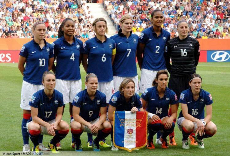 Les Bleues s'étaient qualifiées pour les demi-finales des Jeux Olympiques