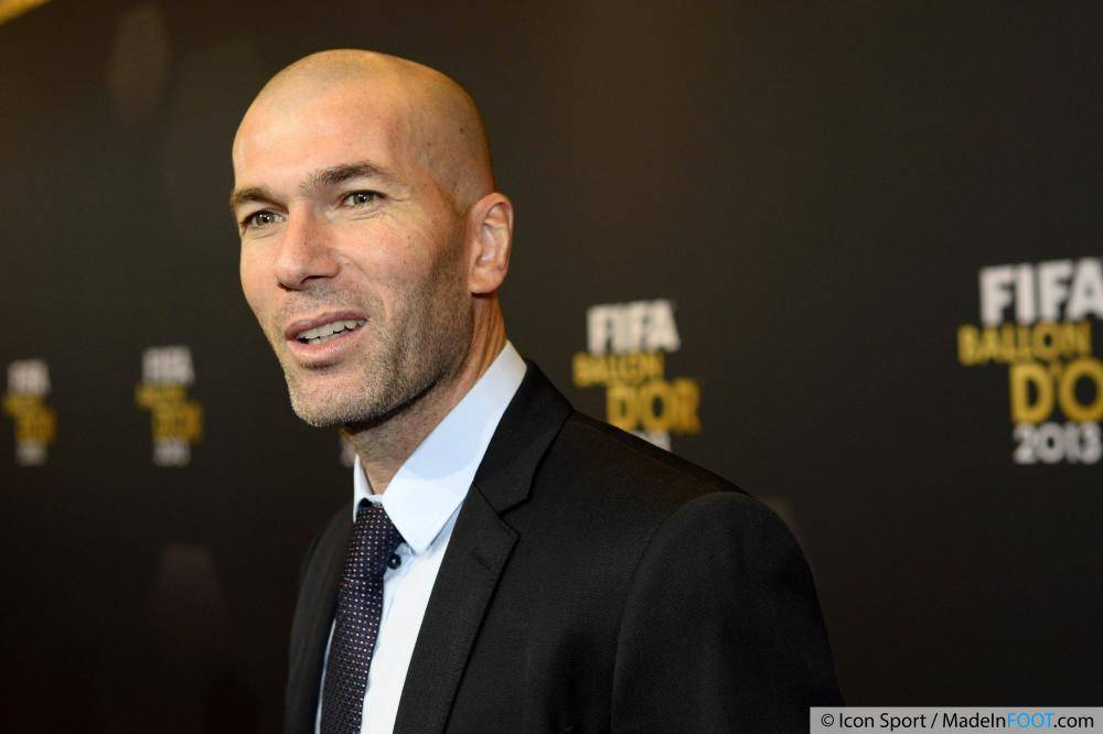 Zidane et Ibrahimovic semblent s'apprécier