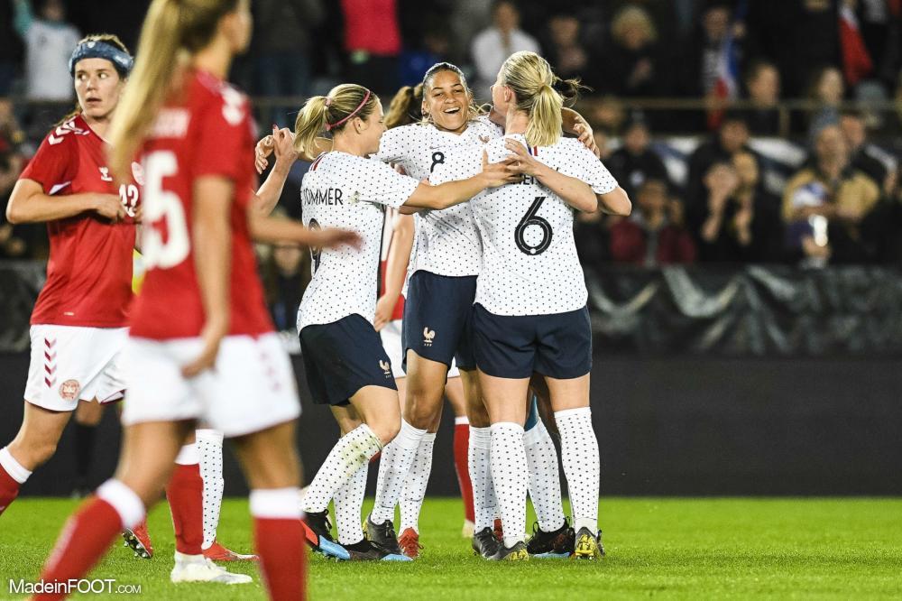 La sélection de l'équipe de France féminine pour la CDM 2019 vient d'être communiquée.