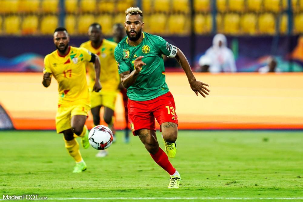 Le Cameroun a été tenu en échec par le Bénin (0-0).