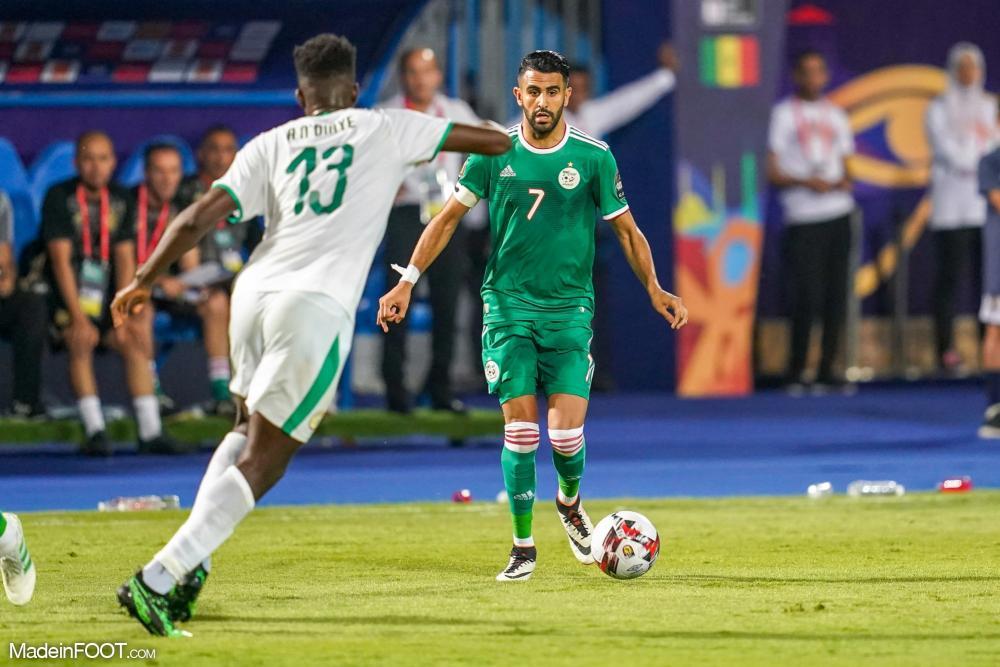 La sélection de l'Algérie vient d'être communiquée.