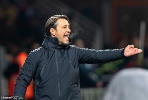 Niko Kovac, l'entraineur de l'AS Monaco
