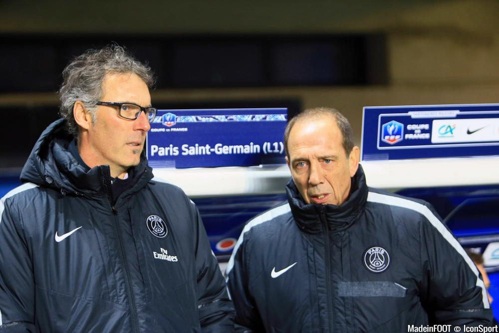 Jean-Louis Gasset et Laurent Blanc pourraient se retrouver dans un avenir proche.