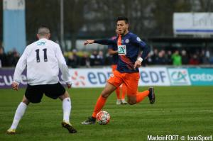 Bensebaini en Coupe de France avec Montpellier