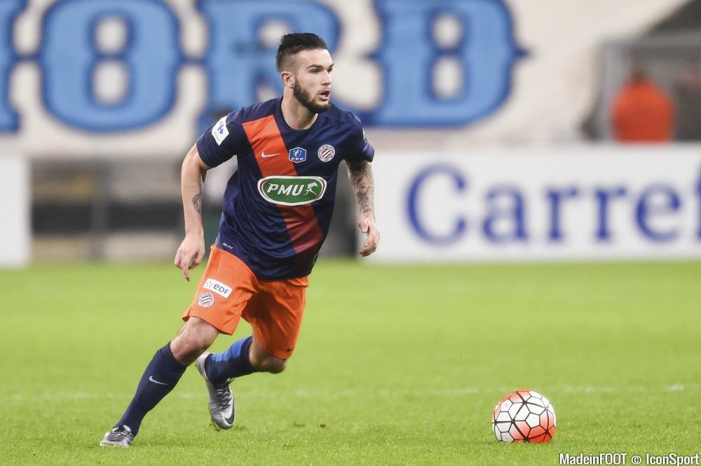 Anthony Ribelin a quitté Montpellier pour le Stade Rennais, il y a quelques jours.