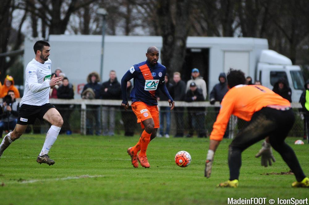 Souleymane Camara n'est pas remis de sa blessure à la cuisse.