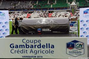 Les résultats des seizièmes de finale de la Coupe Gambardella.