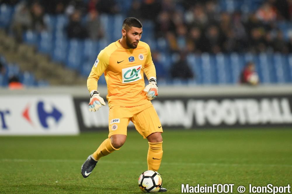 Dimitry Bertaud contre Lorient