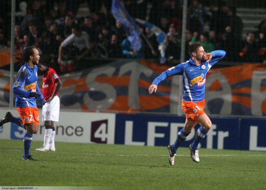 Giroud buteur face au PSG