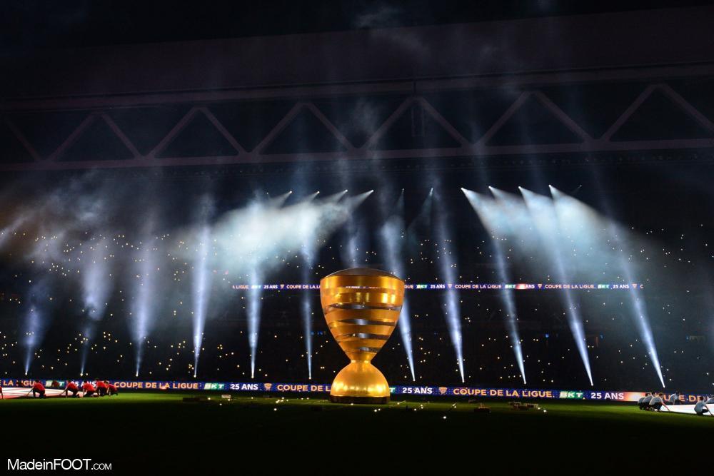 La Coupe de la Ligue peut rapporter près de 3 millions d'euros.