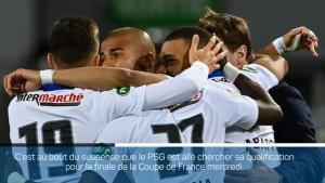 CdF - Paris arrache son ticket pour la finale
