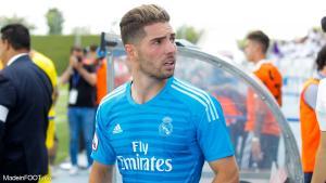 Luca Zidane est en fin de contrat avec le Real Madrid en juin prochain.