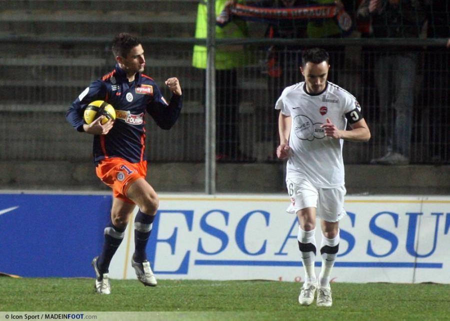 Montpellier s'impose 2-1 face à VA