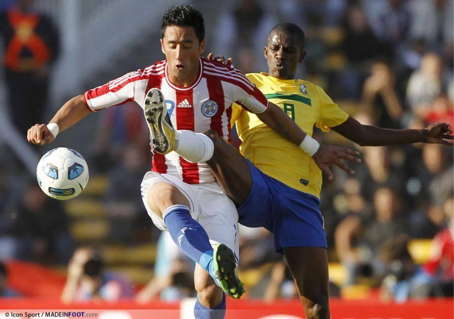 Barrios pourrait s'engager avec le Montpellier HSC