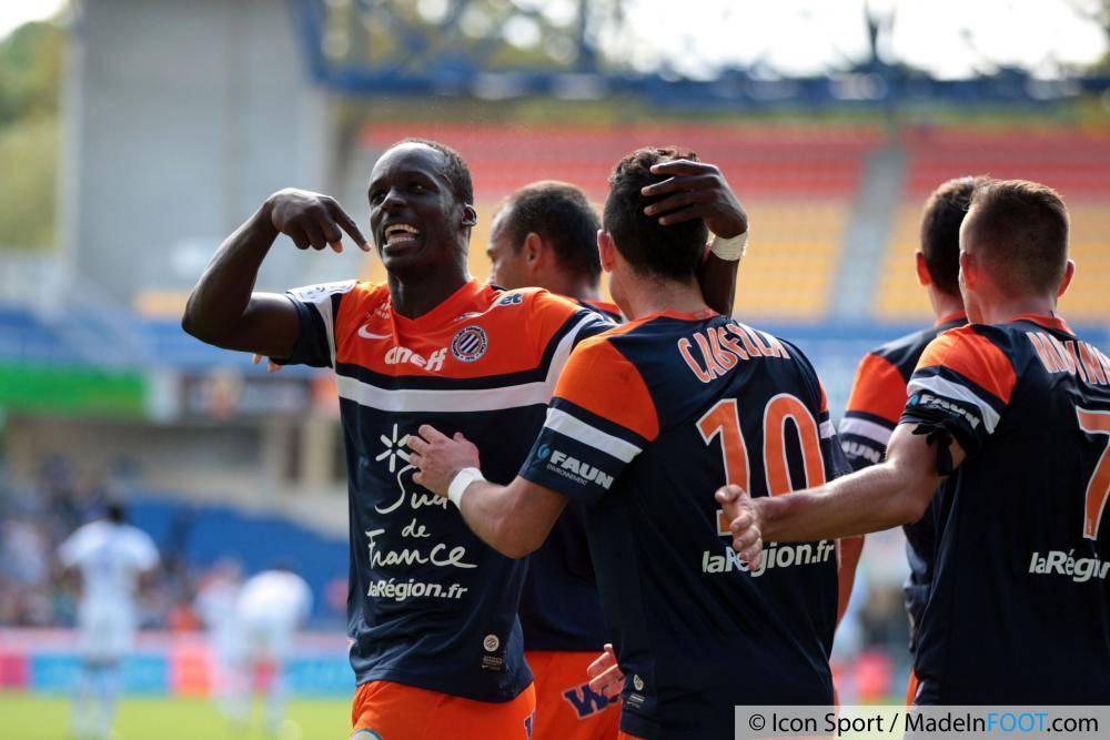 Tous les réalisations de la saison 2013-2014 du Montpellier HSC