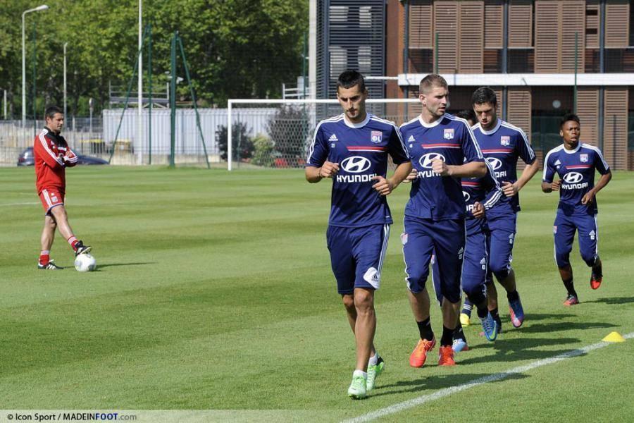 Le groupe de l'Olympique Lyonnais est connu