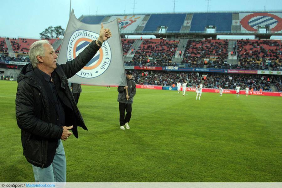 René Girard a été aperçu à La Mosson samedi soir...