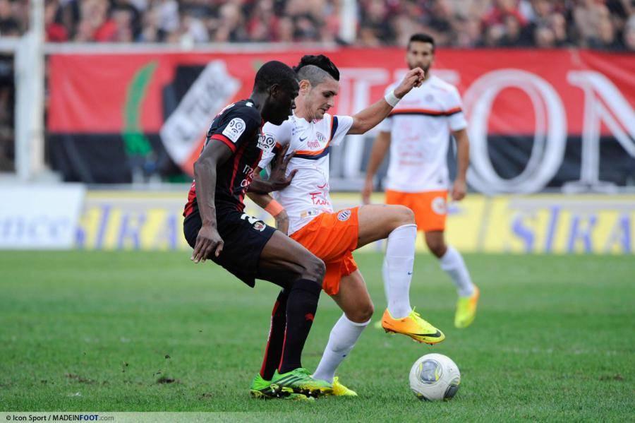Montpellier a ramené un bon nul de Nice