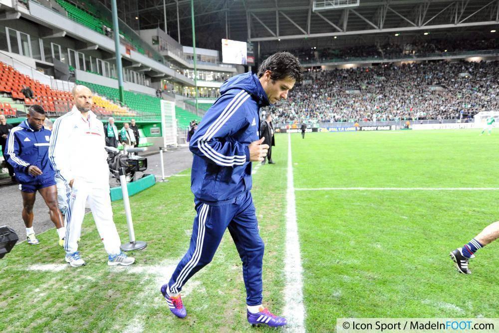 Yoann Gourcuff aurait signé à Rennes.