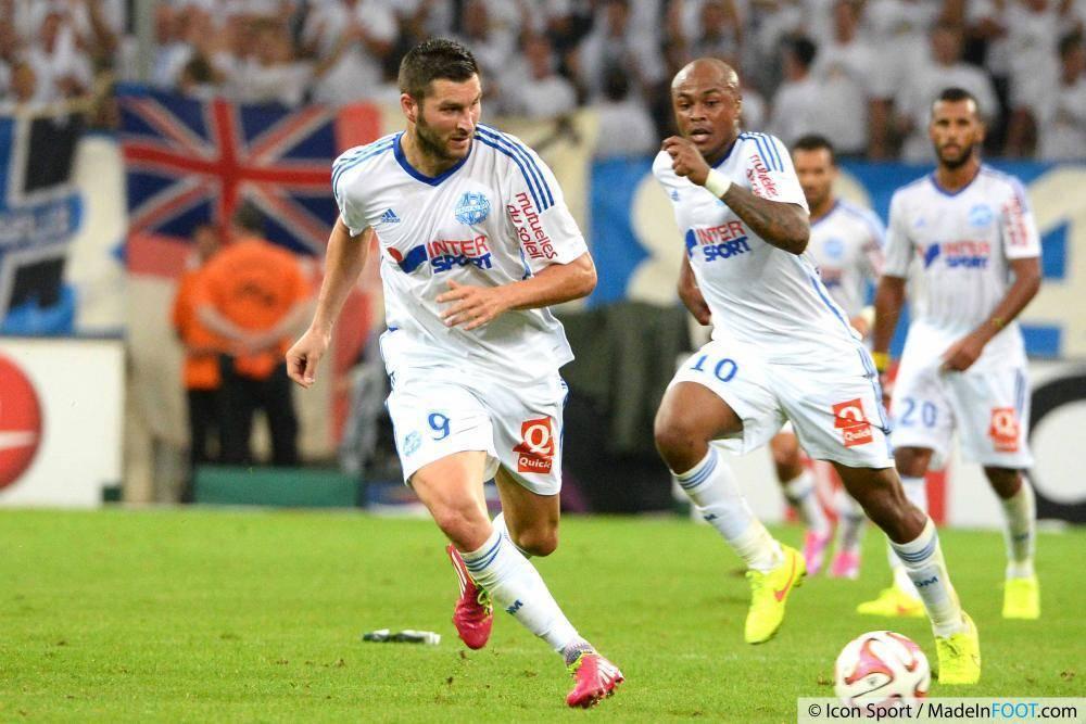 Gignac et l'Olympique de Marseille ont fait l'actualité en ce mardi après-midi 7 Octobre 2014