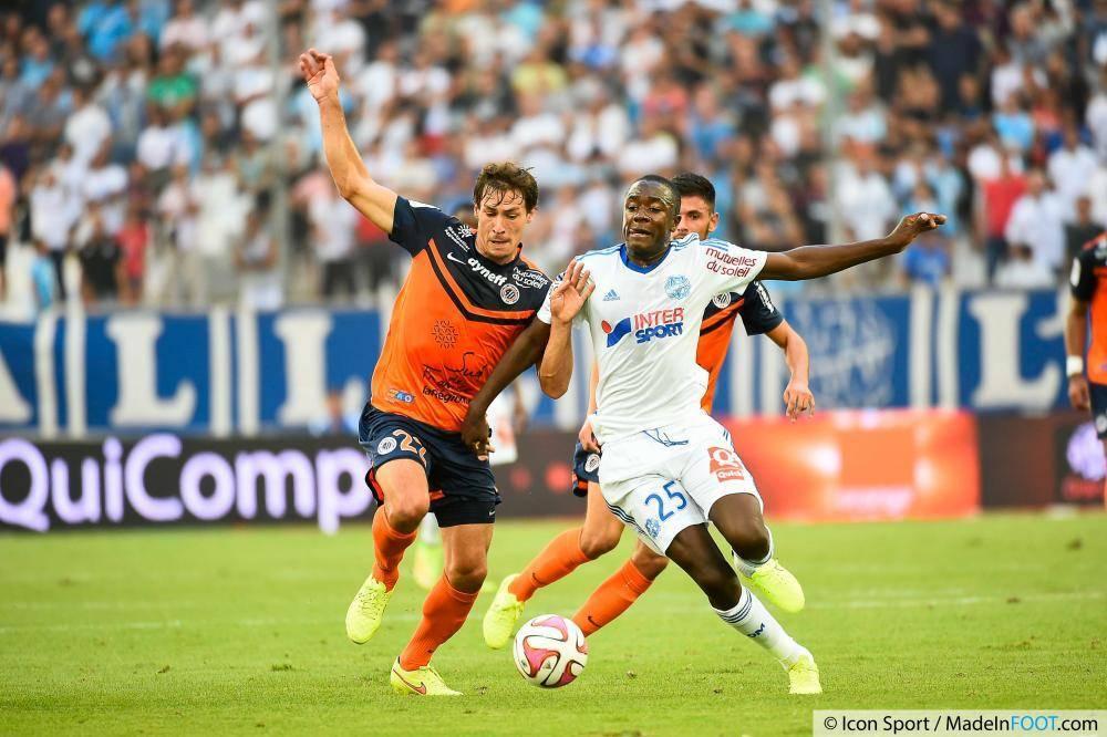 Benjamin Stambouli (Tottenham), alors sous les couleurs du MHSC.