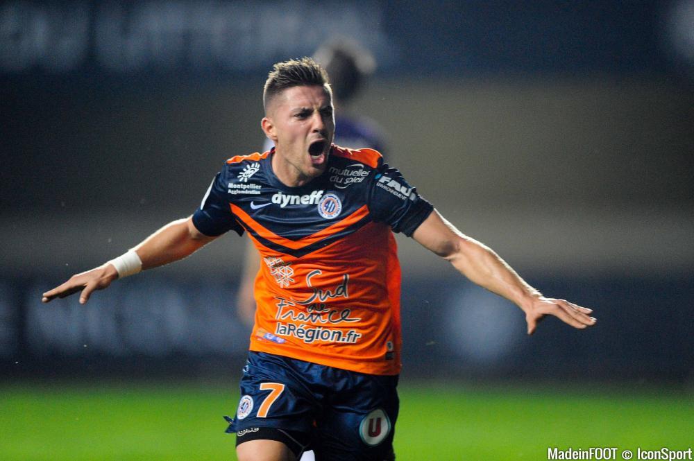 Anthony Mounier verrait d'un bon oeil un retour à Montpellier.