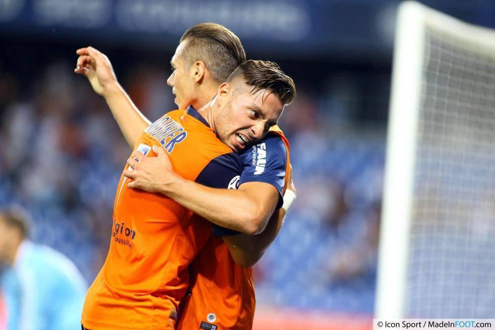 Le Montpellier HSC a renoué avec la victoire en dominant Evian-Thonon-Gaillard, ce samedi soir
