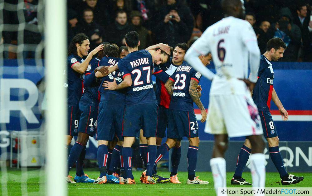 Ibrahimovic a conservé la tête du classement des meilleurs réalisateurs de Ligue 1