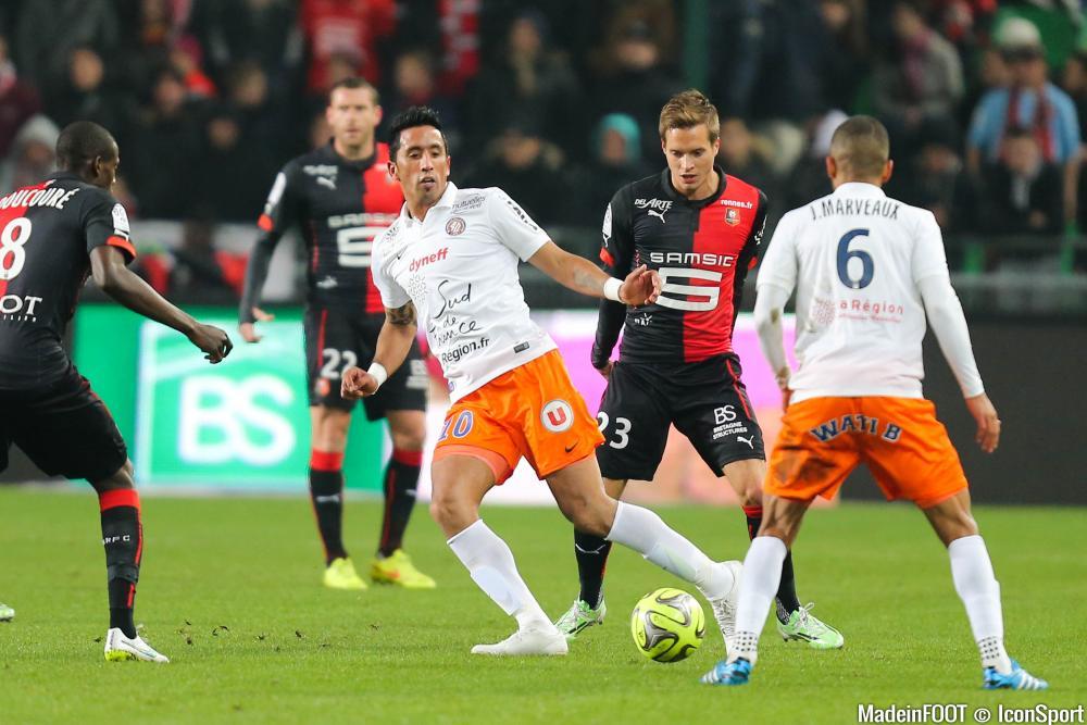 Barrios avait été bon contre Rennes... Mais que contre Rennes.