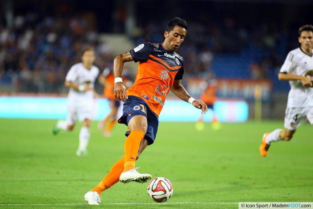 Lucas Barrios a su inverser la tendance à Montpellier