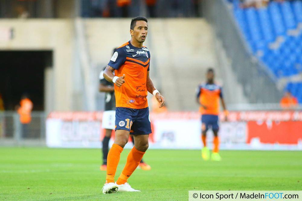 Barrios pourrait quitter le Montpellier HSC dans les jours qui viennent