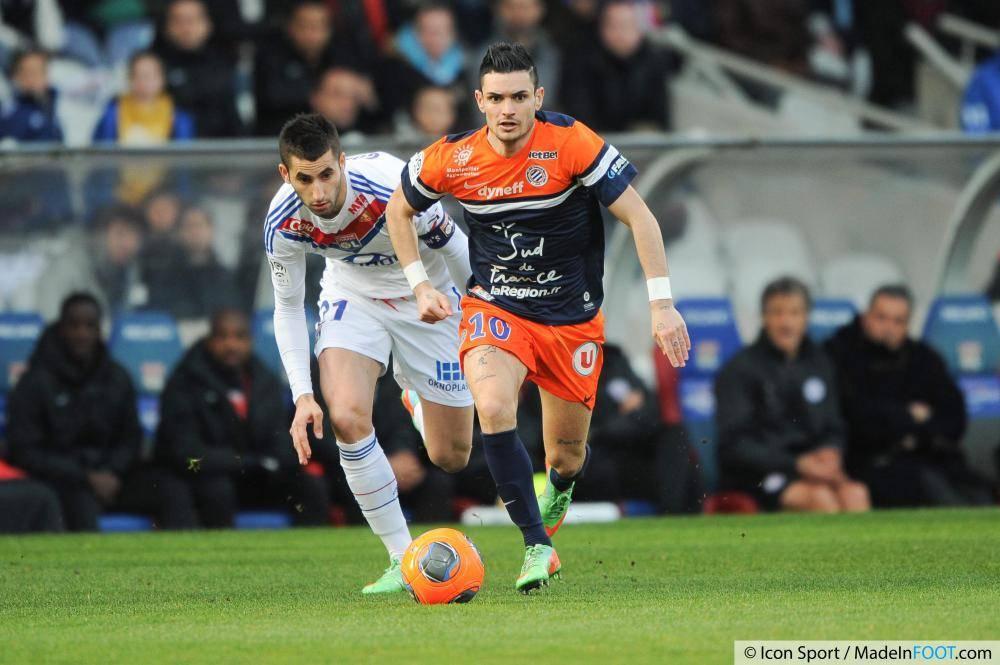 Rémi Cabella a déjà marqué à 10 reprises cette saison en L1