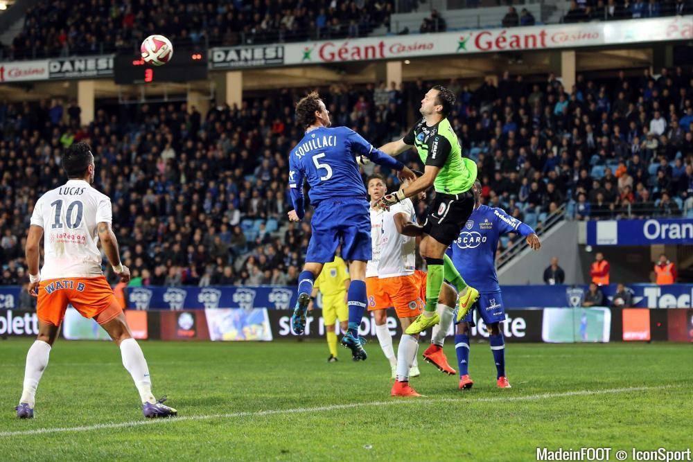 Les compos officielles de la rencontre entre le MHSC et le SC Bastia.