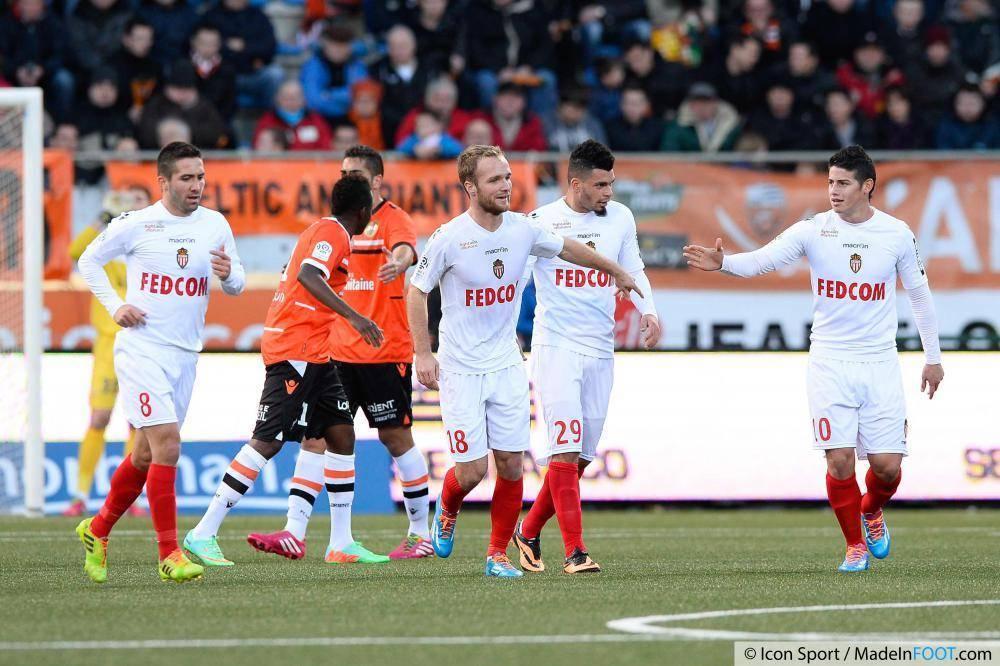 James Rodriguez est en tête du classement des meilleurs passeurs de Ligue 1