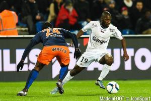 Les compositions de départ du match entre Montpellier et Guingamp