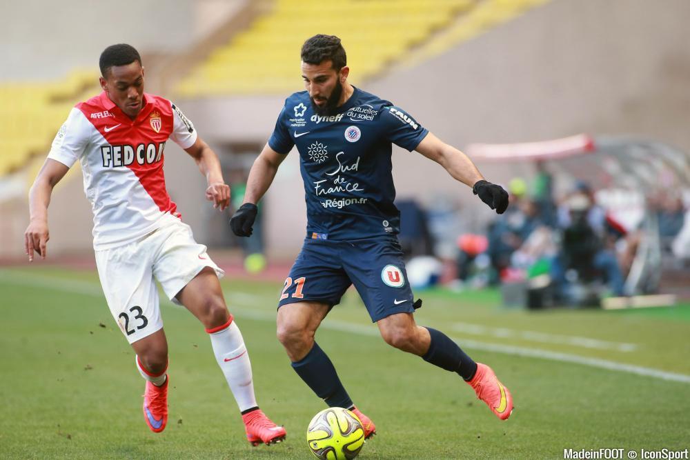 Monaco veut mettre la main sur El Kaoutari.