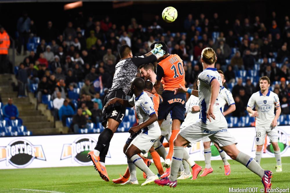 Le MHSC a du s'employer pour dominer le SC Bastia (3-1), ce samedi soir.