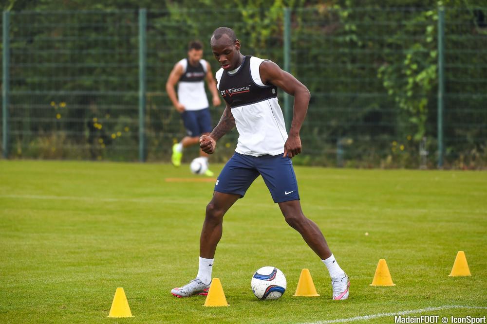 Bryan Dabo a prolongé son contrat à Montpellier.
