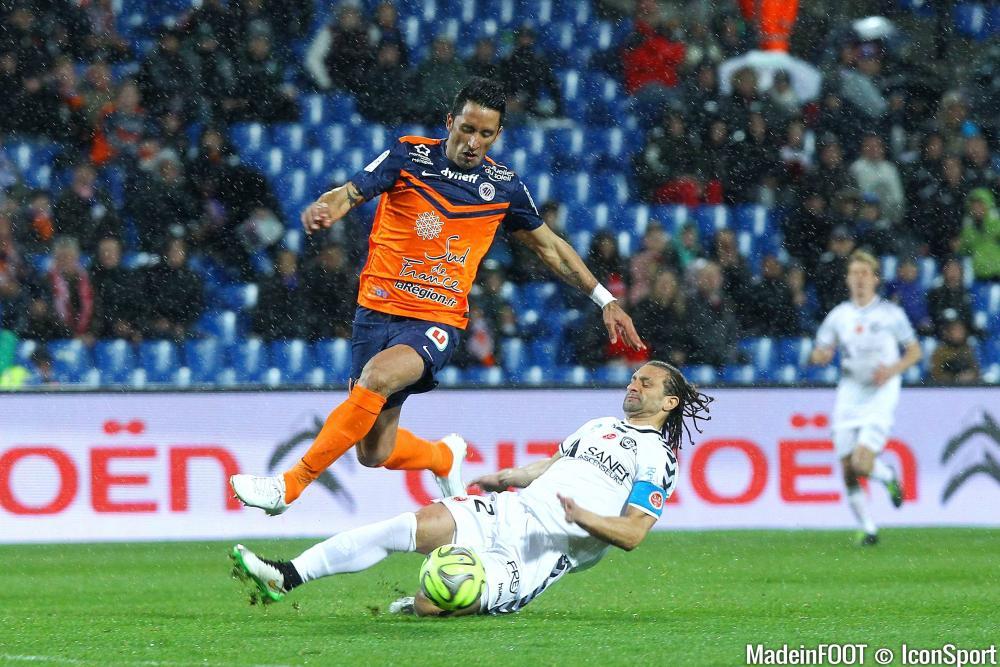 Barrios n'est pas sûr de rester à Montpellier
