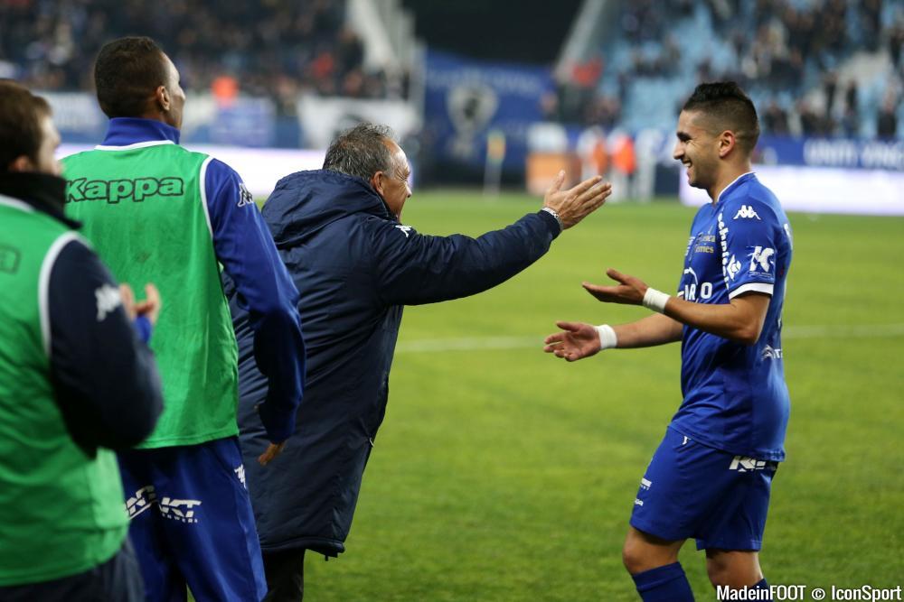 Le groupe du SC Bastia appelé à défier le MHSC.