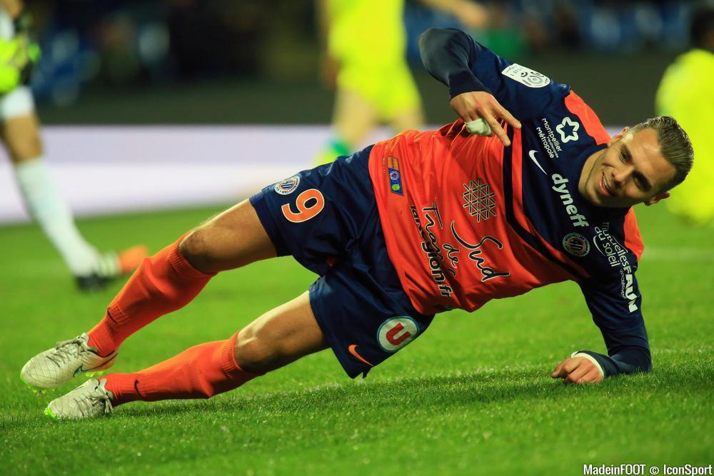Le Montpellier HSC a présenté ses maillots 2015-2016.