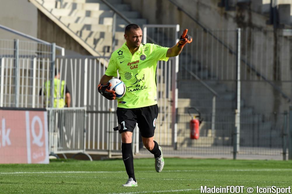 Laurent Pionnier arrive en fin de contrat au MHSC.