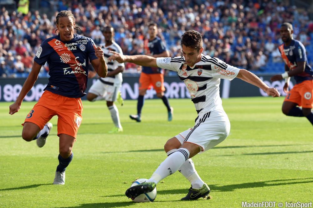 Daniel Congré arrive en fin de contrat au MHSC en Juin prochain.