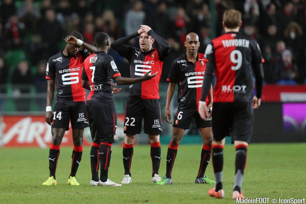 Le Stade Rennais se déplace avec des ambitions.