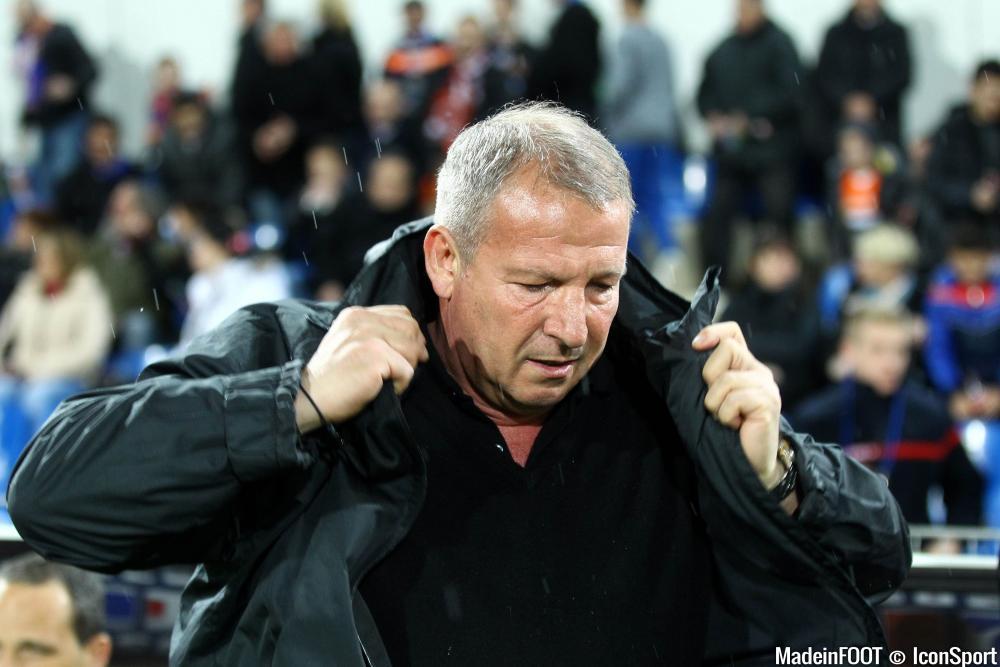 Courbis et le MHSC ont du se contenter du point du nul face à Rennes (0-0), samedi soir.
