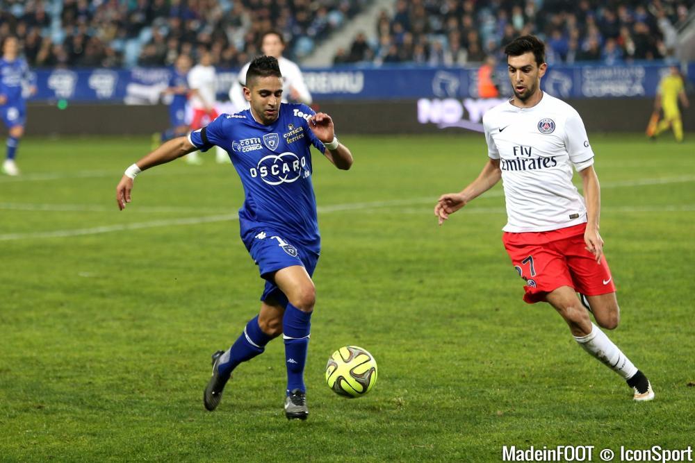 Ryad Boudebouz a rejoint Montpellier lors du mercato estival.
