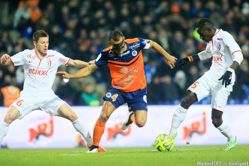 Les compos probables du match entre Lille et Montpellier.