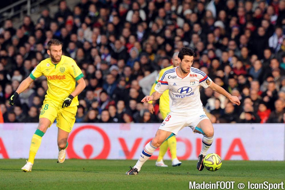 Yoann Gourcuff retourne à Rennes.