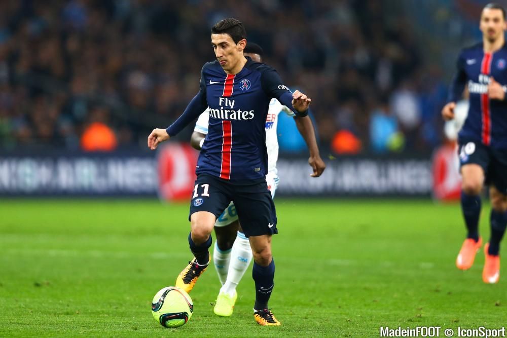 Angel Di Maria jouera contre Montpellier demain.