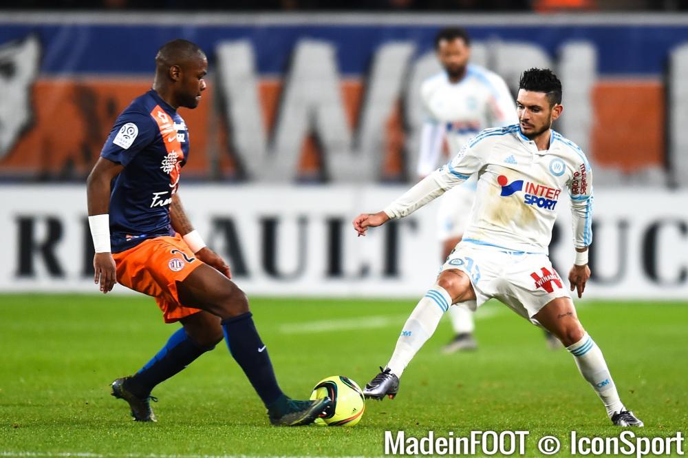 Rémy Cabella a été très bon pour son retour à La Mosson.